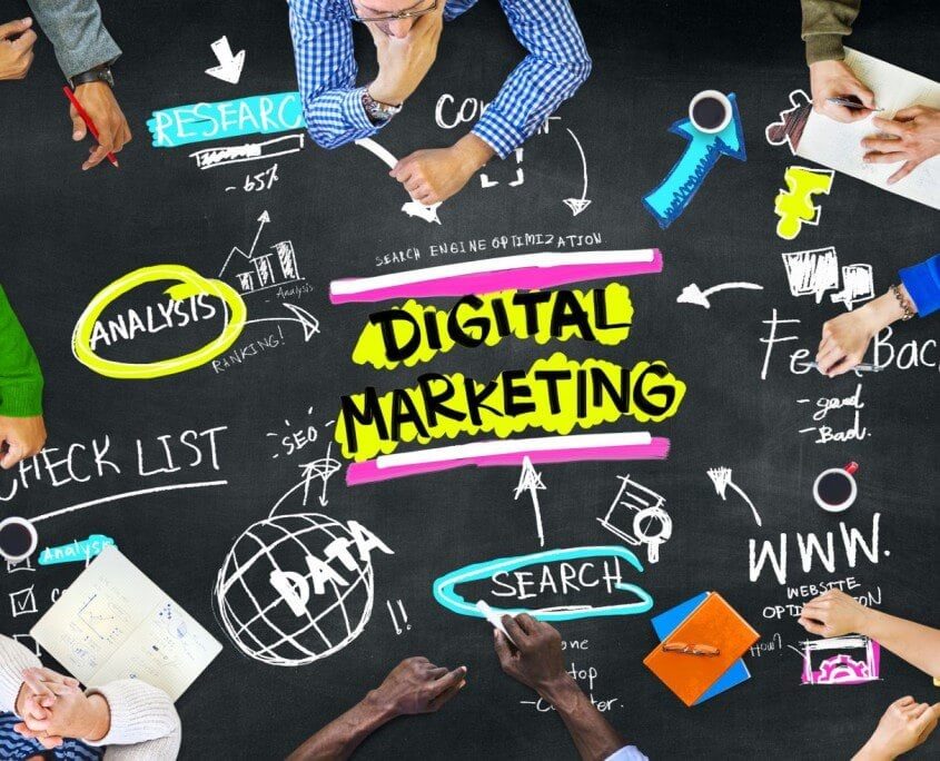 Digital Marketing - Was gehört alles dazu