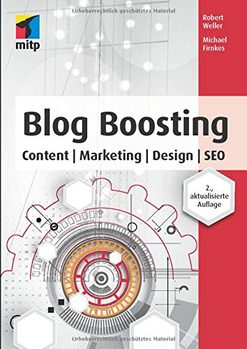 Blog Boosting (mitp Business): Content| Marketing| Design | SEO
